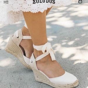 Soludos classic wedge